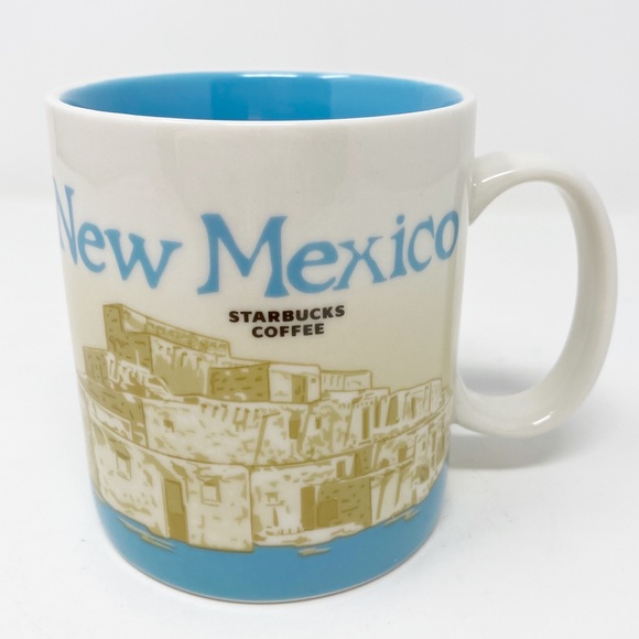 STARBUCKS Collectors Series Mug ~ New Mexico